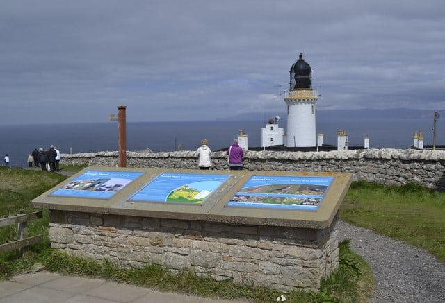 Dunnet head. Pic credit: Terry Robinson