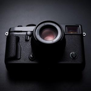 тест Fujifilm X-Pro2