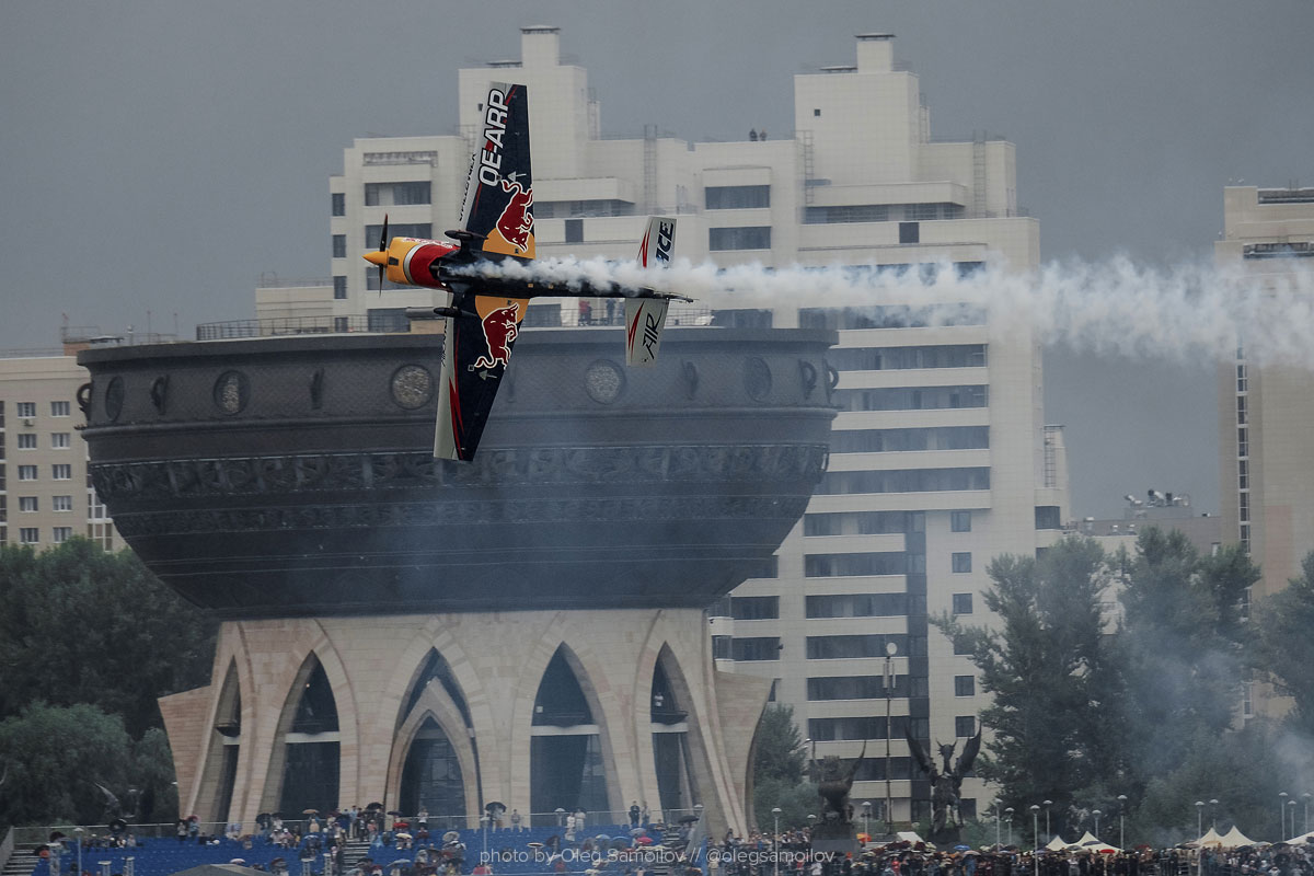 Red Bull Air Race Kazan 2017 // photo Oleg Samoilov