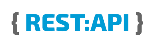 The REST: API logo is displayed in the centre.