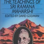 ramana maharshi, be as you are
