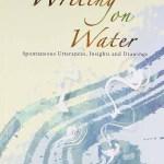mooji writing on water, mooji