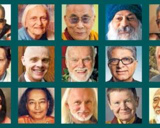 books spiritual masters buddha adyashanti osho