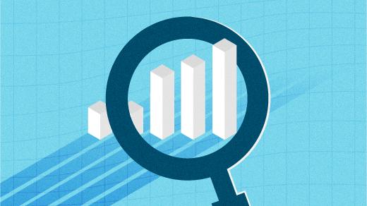 Metrics and a graph illustration