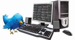 A Desktop Twitter Client in 15 Minutes