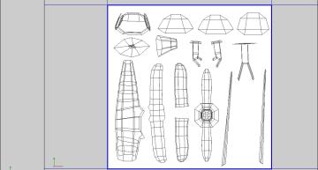Figure 20: Default texture created
