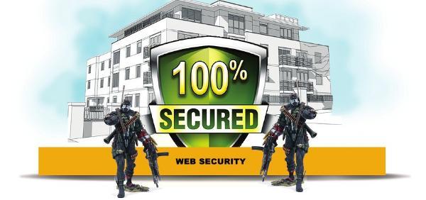 Secured!