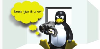 Shooting with Linux