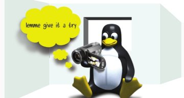 Get Your Camcorder Working in Linux with Kino
