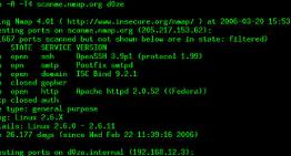 What's New in Nmap 6