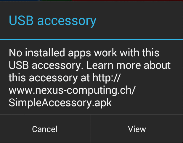 What's the Android Open Accessory Protocol All About?