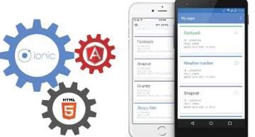 Ionic: A UI Framework to Simplify Hybrid Mobile App Development