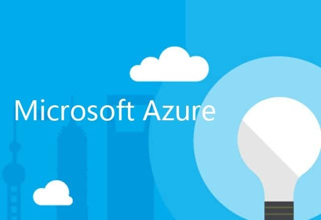 microsoft azure with Kubernetes support