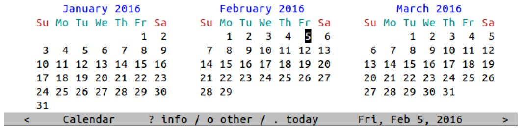 Master the Calendar, Centering, Macros and Drawing Tools in GNU Emacs