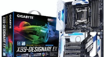 Gigabyte launches new motherboards for 3D designers