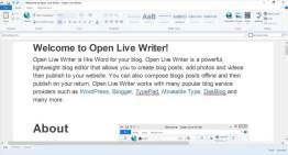Microsoft releases Open Live Writer for Windows 10