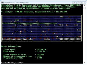 Figure 3 Console interface