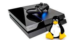 PlayStation 4 can now run Linux through web browser