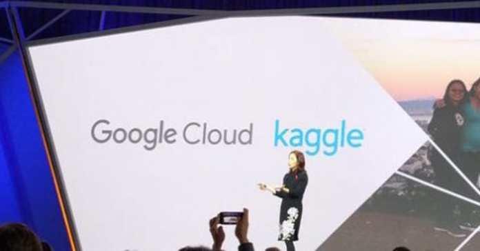 Google Cloud with Kaggle