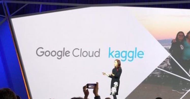 Google Cloud with Kaggle