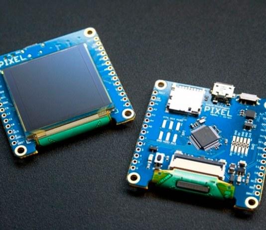 Pixel 2.0 Arduino board