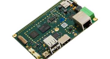 This single board computer brings Linux to Snapdragon 410E