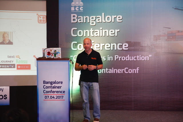Bangalore Container Conference