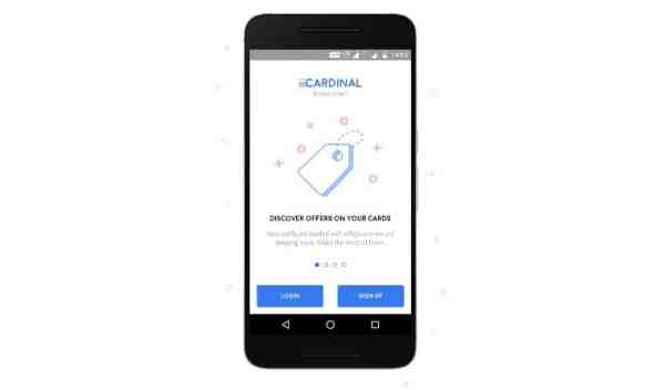 Cardinal app with open source technologies