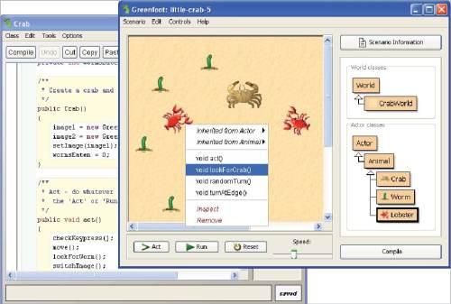 Greenfoot Raspberry Pi IDEs