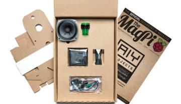 Google develops a DIY kit to make Raspberry Pi smarter