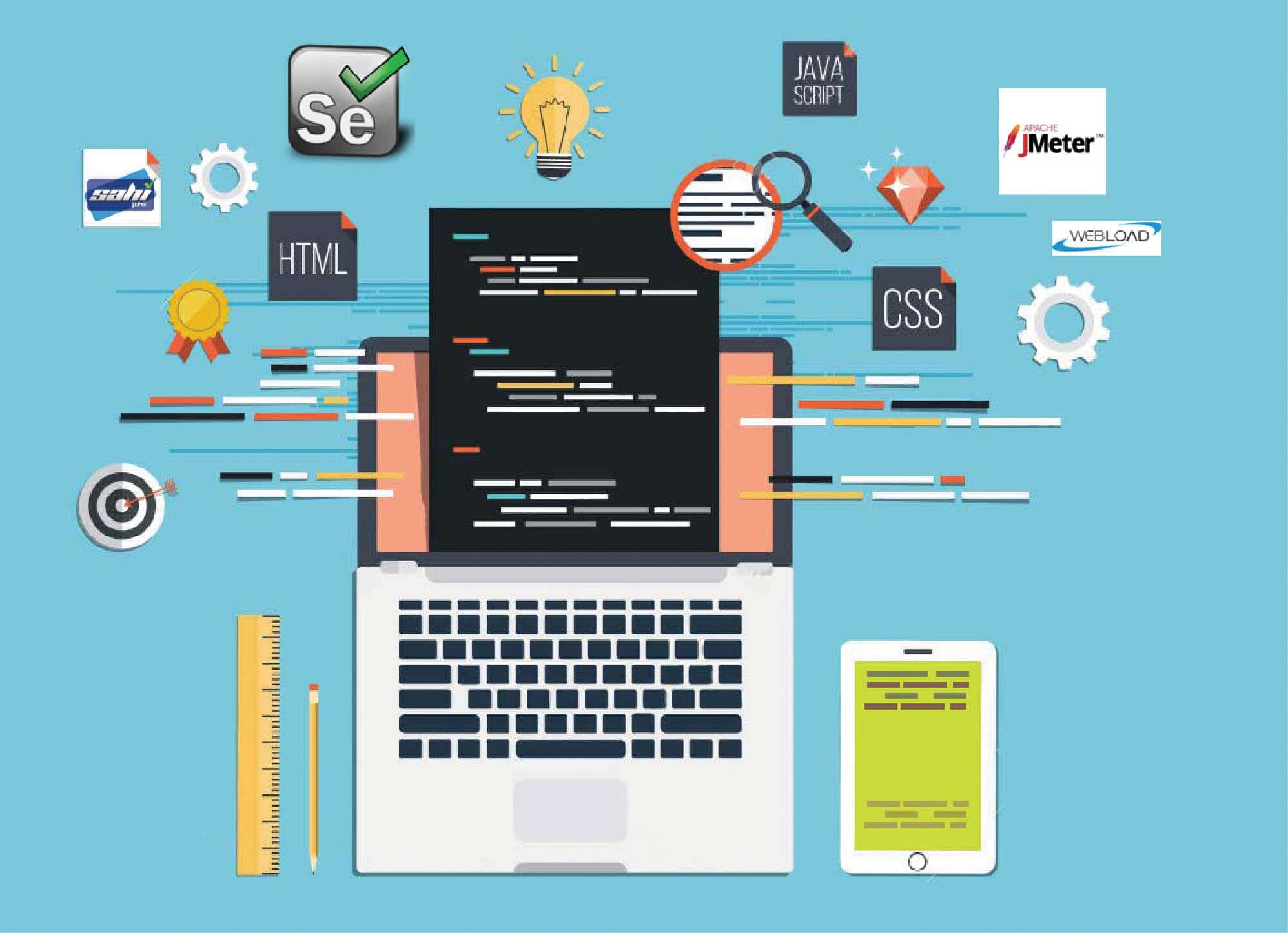 Five Friendly Open Source Tools for Testing Web Applications