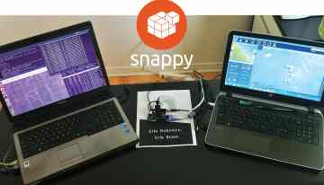 Snappy Ubuntu Core for Embedded and IoT Devices