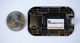 PocketBeagle Empower Your Holiday Display