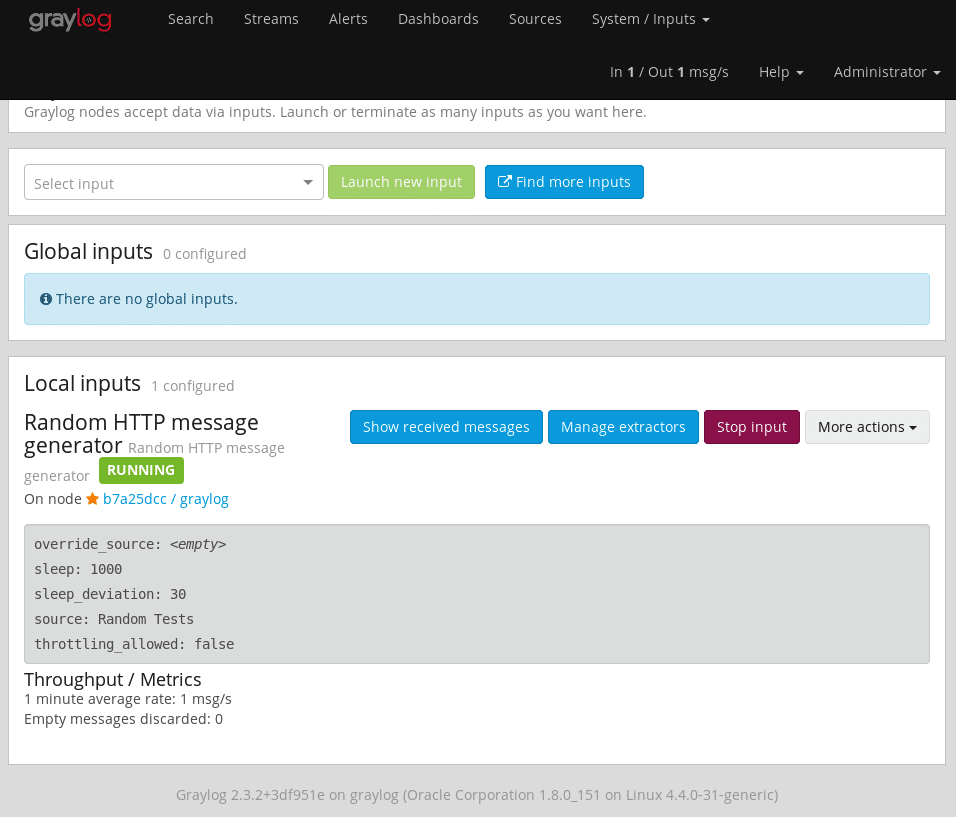 DevOps Series Deploying Graylog Using Ansible - open source for you