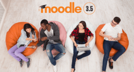 The improvised Moodle 3.5 to hit in May 2018!