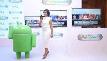 Voice Activated Vu Official Android 7.0 TV unveiled
