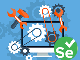 Adoption of Open Source Selenium for Automated Testing at Enterprise Scale