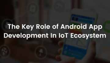 The Key Role of Android App Development In IoT Ecosystem