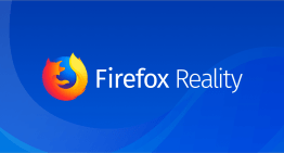 The Mozilla Foundation announces Firefox Reality