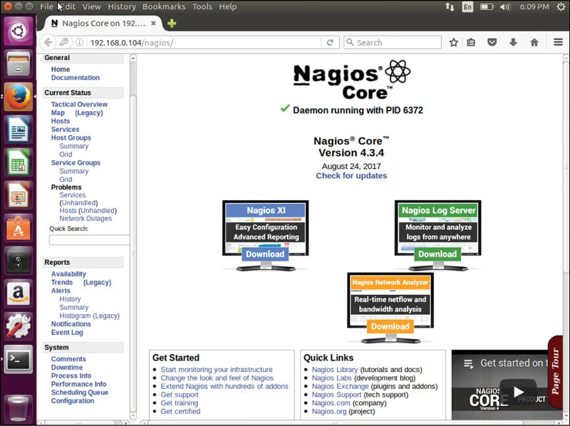 Nagios: A Modular Monitoring Tool for Infrastructure and