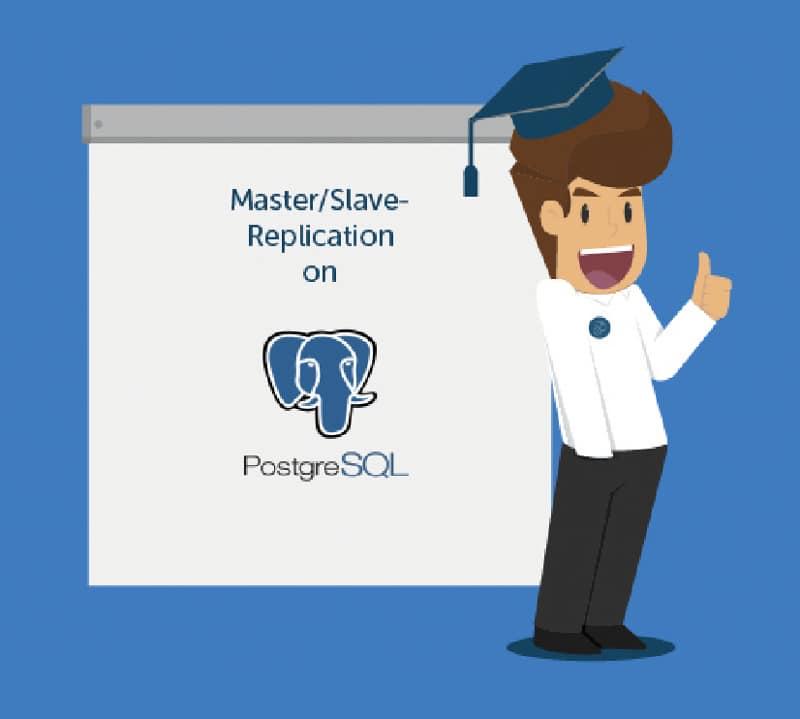 Configuring a PostgreSQL Master-Slave Setup Using Ansible