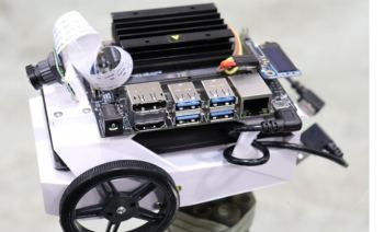 Nvidia Releases an Open-source $250 DIY Robot named JetBot