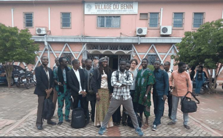 Photo des participants à l'atelier de renforcement des capacités en techniques organisationnelles à Lomé