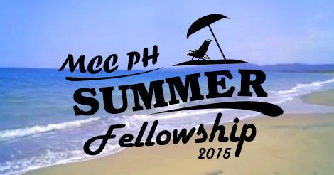 MCC Philippines Summer Fellowship