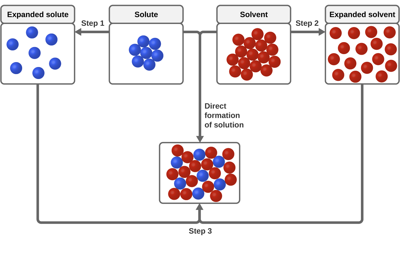 11 1 The Dissolution Process Chemistry