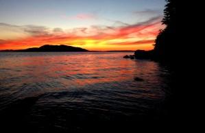Clayton Beach Sunset