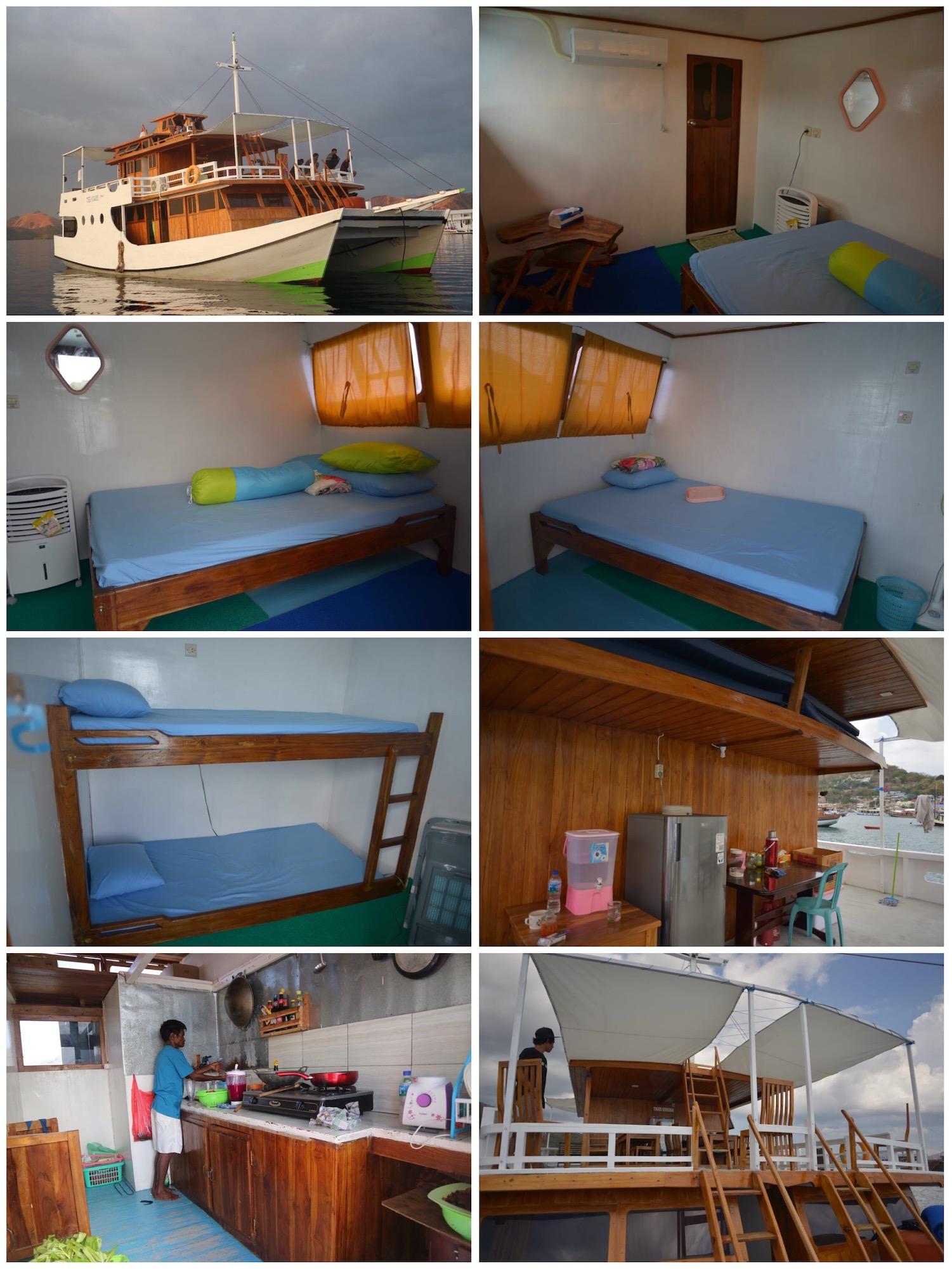 Flores boat cruise, labuan bajo day trip, komodo trip schedule 2018 2019, komodo dragon tours, komodo liveaboard, sharing tour komodo, how to get to komodo island.