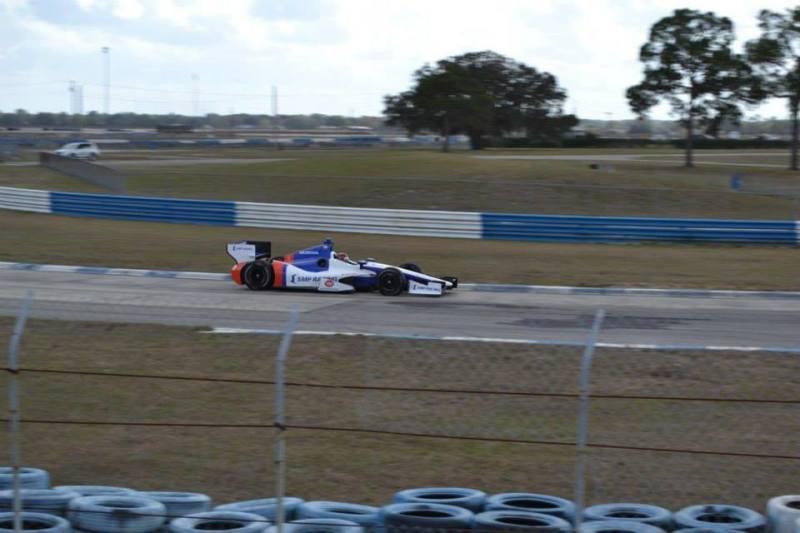 2014 car 55 sebring testing