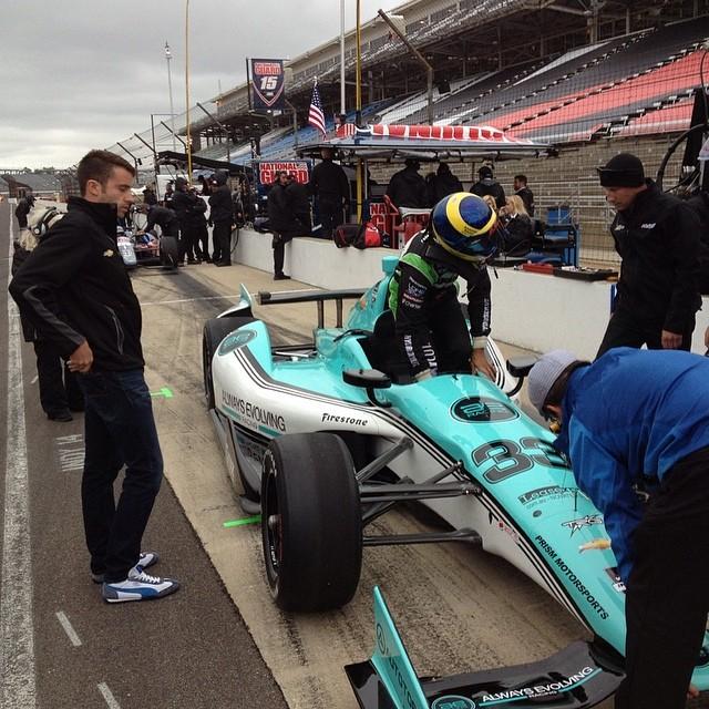 2014 car 33 500 practice