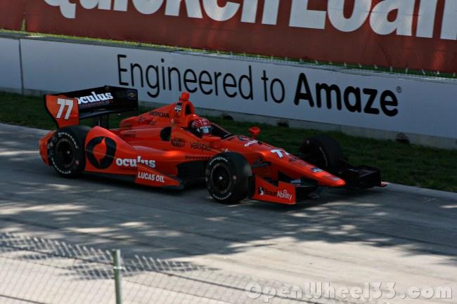 2014 Detroit GP Q2 - 28 - PH